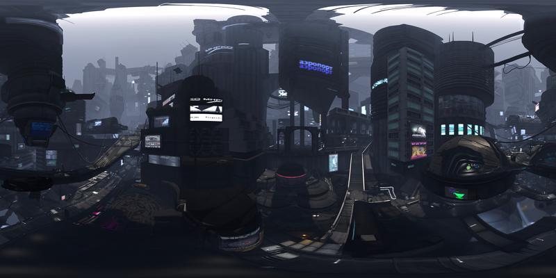 Hangar Liquides 360 1 on Momento360